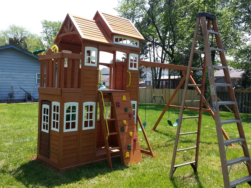 New Play Set